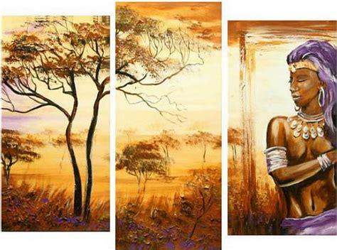 cuadros africa pintura moderna y fotograf 237 a 237 stica cuadros africanos
