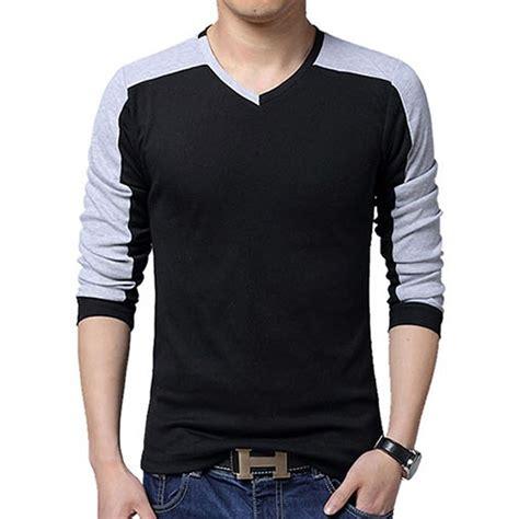 V Neck Cotton T Shirt s casual cotton t shirt v neck