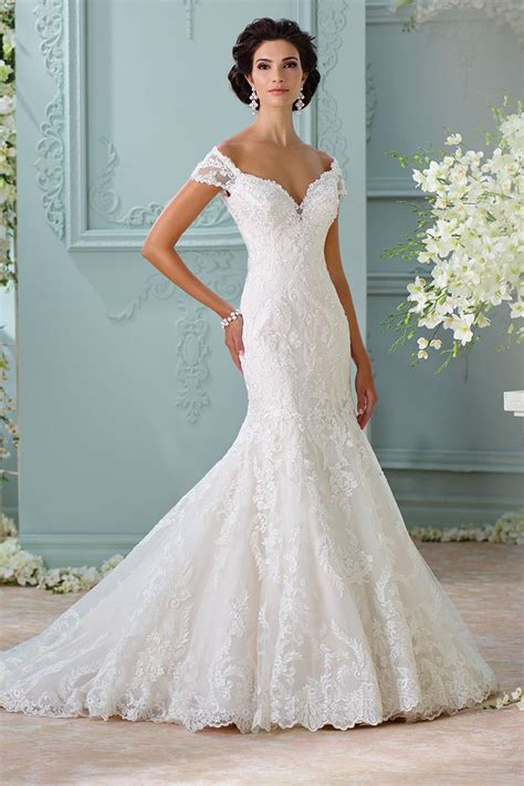 The 25 Most Pinned Wedding Dresses Of 2015   HuffPost