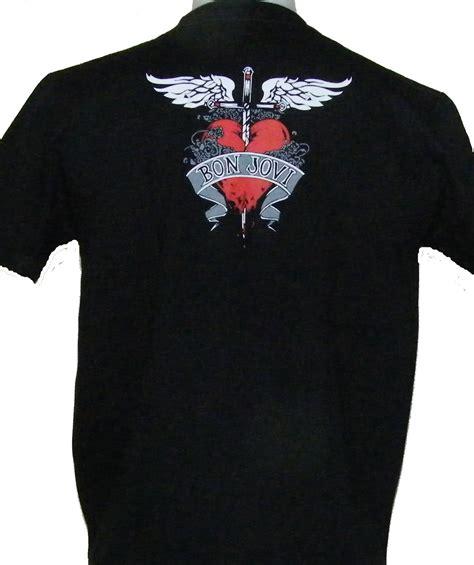 T Shirt Bonjovi 1 bon jovi t shirt size m roxxbkk