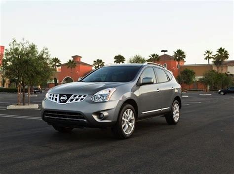 2013 Nissan Rogue SV AWD Review