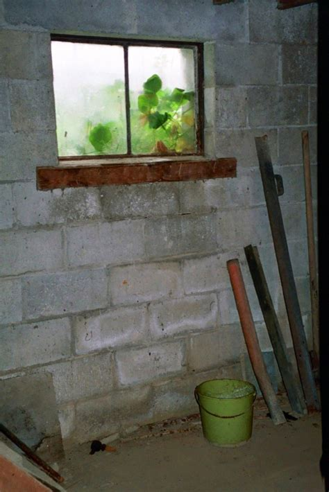 Lichtschacht Streichen by Kellerfenster Zumauern 187 Das Sollten Sie Bedenken
