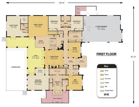 colored floor plans maps and floor plans kemp 3d kemp3d