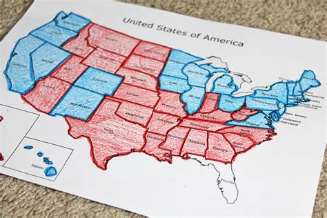 usa map coloring page lovely united states of america coloring page