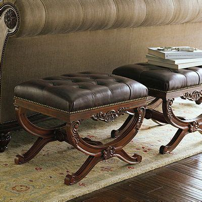 lourdes tufted bench lourdes tufted bench frontgate