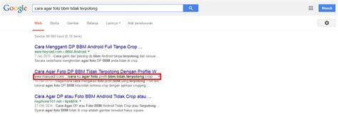 membuat blog terkenal di google cara membuat breadcrumbs tidak terindex google di blog