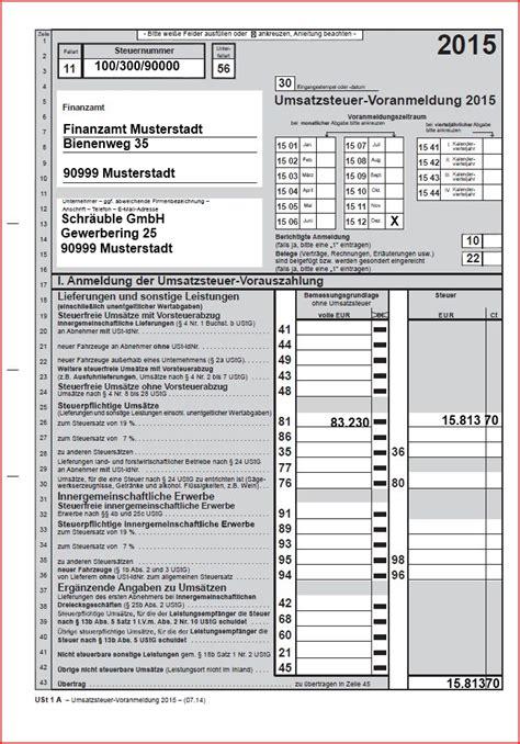 Rechnung Schweiz Umsatzsteuervoranmeldung muster elster formular 28 images vorlage schweiz