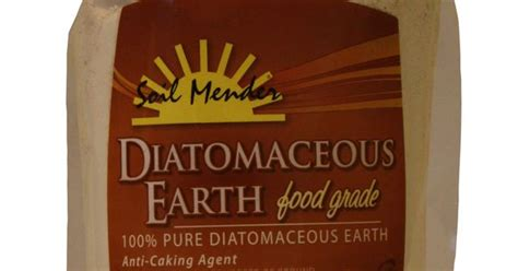 Side Effects Of Diatomaceous Earth Detox by Soil Mender Diatomaceous Earth Is 100 Food Grade