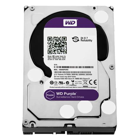 Harddisk Wd Purple 1tb western digital purple surveillance drive 1tb