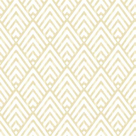 White And Gold Home Decor 2625 21824 Gold Diamond Geometric Vertex Symetrie