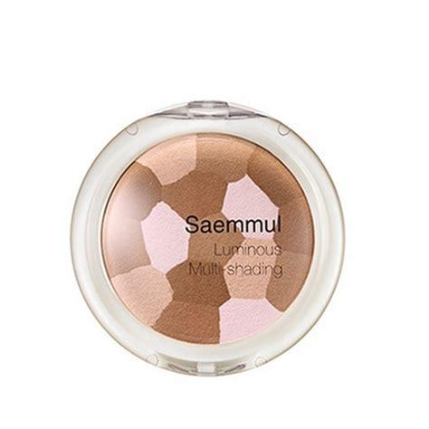 The Saem Saemmul Luminous Multi Blusher the saem saemmul luminous multi shading 8g ebay