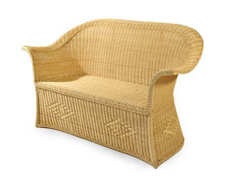 divani in midollino divano 2 posti idra midollino tessuto ecr 249 mobili