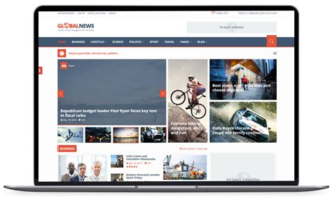 news html5 template 100 free bootstrap html5 templates for responsive