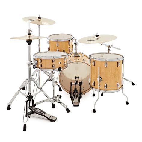 whd birch 4 stuk jazz compleet drumstel natuurlijke op gear4music