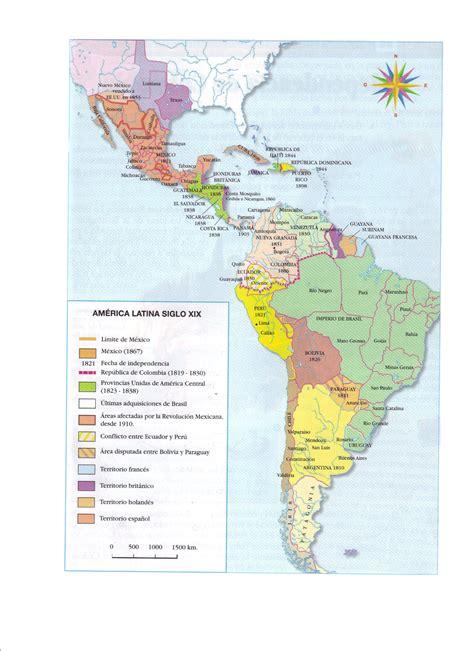 mapa america con division politica mapa de america con division politica