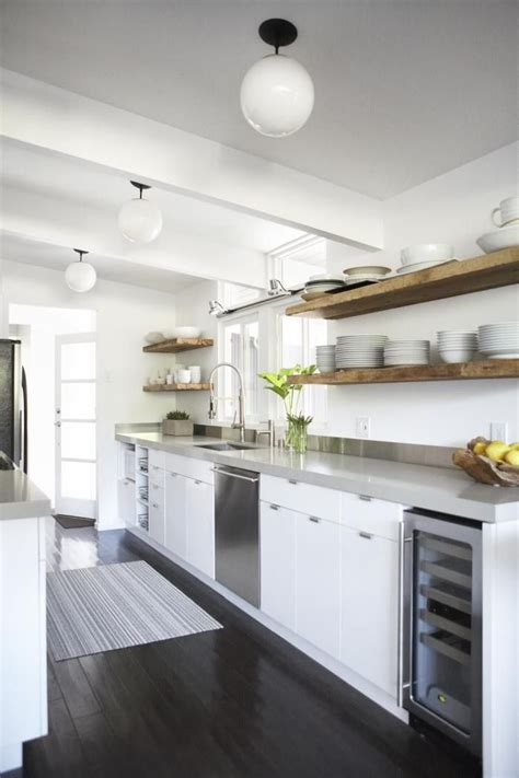 floating kitchen cabinets 25 best ideas about floating shelves kitchen on pinterest