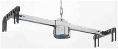 drop ceiling fan box how can i install a ceiling fan a pre existing can light