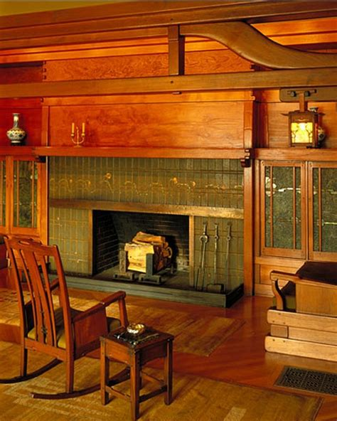 craftsman style fireplaces craftsman style fireplace arts crafts style