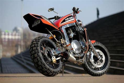Suzuki Scrambler Motorcycle Suzuki Gsx R 1100 Quot Tracker Quot By Kmp Scramblers School