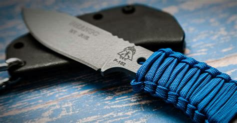 knife wrap pattern easy paracord wrap for knife handle the knife blog
