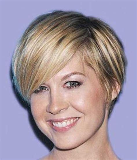 popular short hairstyles fine hair