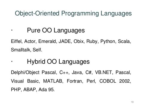 tutorial python object oriented programming introduction to object oriented programming