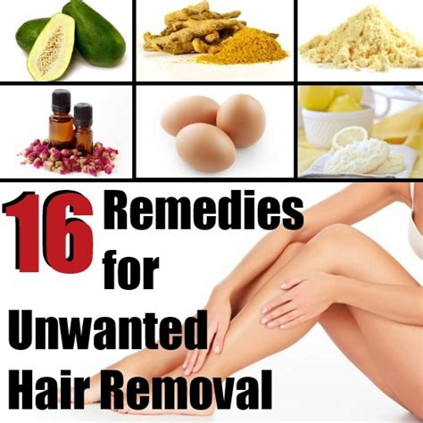 home remedies for hair removal hairstylegalleries
