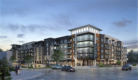 north carolina multi family modular construction charlotte multi family development receives two national