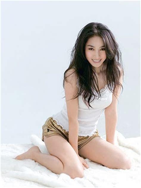 hong kong actress jj jia xiao chen vvmon gallery