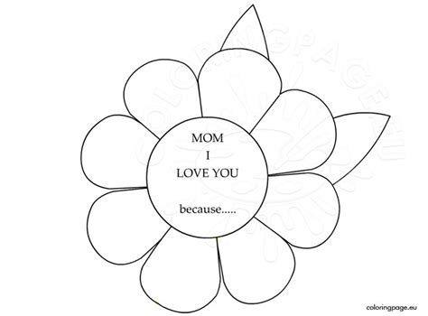 Mother S Day Craft Ideas For Kid Coloring Page Crafts Coloring Pages