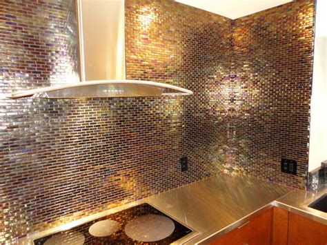 led screen backsplash crystal tiles backlit kitchen backsplash contemporary