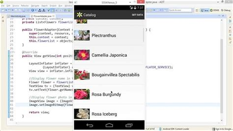 tutorial android rest connecting android apps to restful web services lynda com