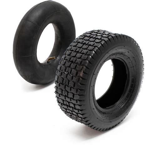 chambre a air pour tracteur tondeuse pneu pour tracteur 224 pelouse 16x6 50 8 4pr avec chambre 224