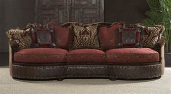 luxury burgundy sofa or