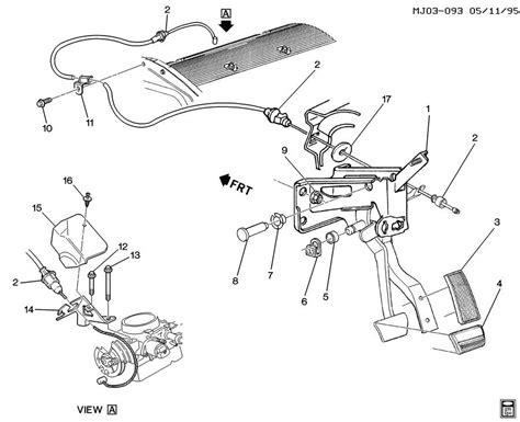 motor repair manual 1999 chevrolet cavalier transmission control 1999 chevrolet cavalier accelerator control