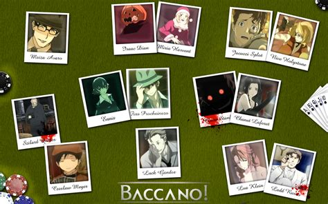 Baccano Light Novel by Baccano Baccano Photo 34846161 Fanpop