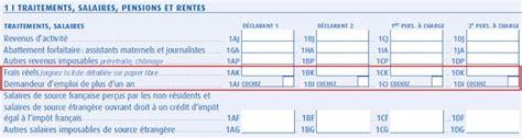 Calcul Des Frais Reels 5433 by Vos Revenus Page 3 Cadre 1 Les Frais R 233 Els