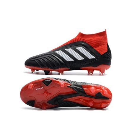 2018 adidas soccer cleats adidas predator 18 fg black white