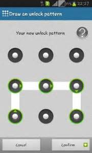 pattern lock gallery lock messages contacts gallery games in android os