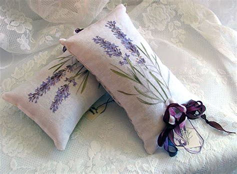 Handmade Lavender Sachets - lavender sachets reader featured project the