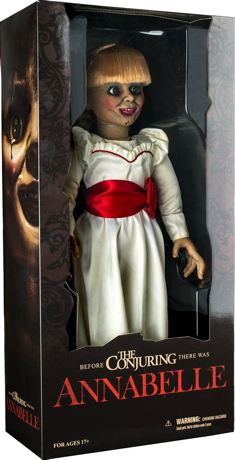 annabelle doll sale annabel doll prop replica the conjuring popcultcha mezco