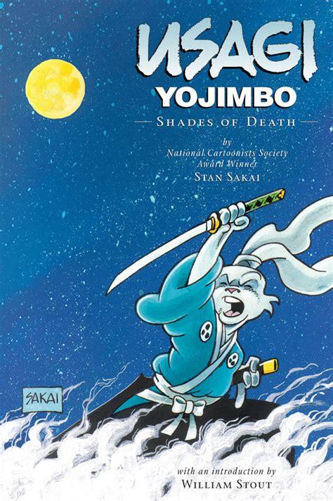 Usagi Yojimbo Book 2 usagi yojimbo volume 8 shades of 2nd edition tpb