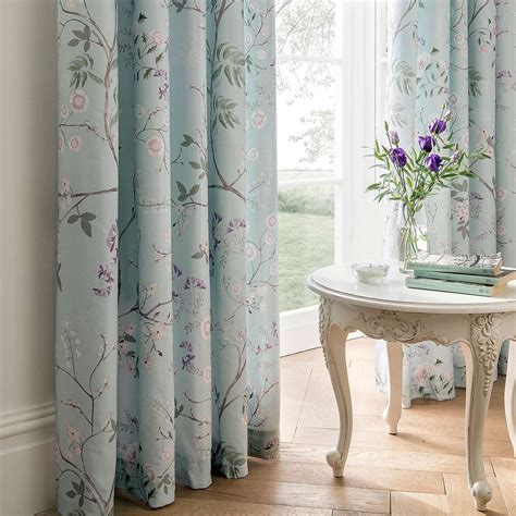 duck egg blue bedroom curtains dorma duck egg maiya lined pencil pleat curtains dunelm