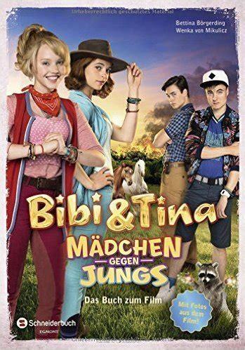 bibi und tina maedchen gegen jungs buch kinderbuch