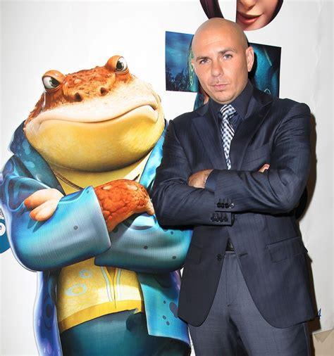 epic film bufo epic movie pitbull stars in animated fox movie says he