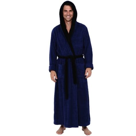 full length bathrobe robes de mode terry robe full length