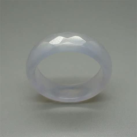 Cincin Xuping Putih cincin batu giok putih mistik center