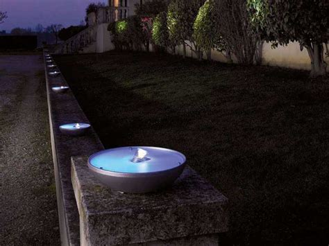 Outdoor Garden Led Lights Led Outdoor Lights Pollicino From Antonangeli Digsdigs