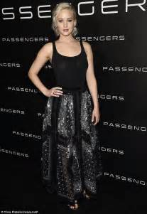 We see through you jennifer lawrence sported a slightly sheer top as