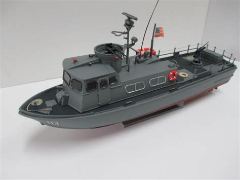 swift boat model kit monogram revell 1 48 swift boat imodeler